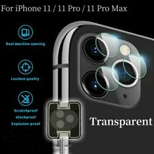 For iPhone 11 Pro Max Camera Lens Tempered Glass Protector Film Protective Cover