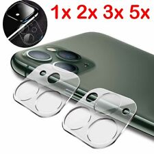 For iPhone 11 Pro Max Camera Tempered Glass Screen Protector Film Lens Cover