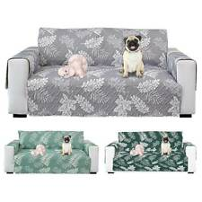 Quilted Waterproof Sofa Slip Cover Anti Pet Furniture Sofa Protector Throw w6