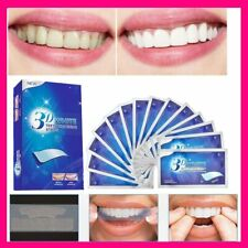 28 TEETH WHITENING STRIPS 3D WHITE ADVANCED TOOTH BLEACHING 2 WEEKS SUPPLY NEW