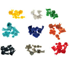 1Set colorful A B buttons D-pad for Nintendo game boy advance SP GBA new RSDE