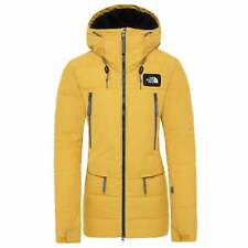The North Face Pallie Womens Jacket Down - Golden Spice All Sizes