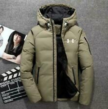 Under Armour Winter Jacket Mens Quality Thick Coat Snow Parka Warm Down Jacket