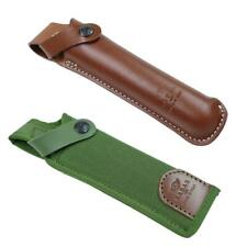 Deluxe Mahogany Brown Leather Gardening Accessory Secateur Holster//Holder