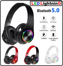Bluetooth Wireless Stereo Gaming Headset Headphone For PS4 Sony PlayStation 4/PC