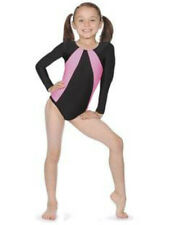 Roch Valley SKIP Gymnastic Long Sleeved Leotard