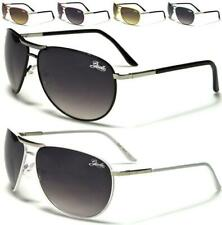 NEW DESIGNER SUNGLASSES WOMENS LADIES MENS AVIATOR VINTAGE BIG BLACK WHITE UV400