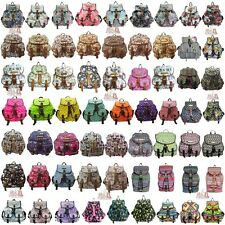 Anna Smith Designer Owl Print/Strip Print/Multi-Food Print Rucksack/Backpack