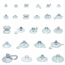 Besocute 25 Kinds of Suction Cups Standard, Side Pilot, Double, Threaded Screw
