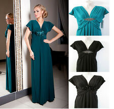 Wedding Bridesmaid Party Evening Prom Formal Dress Size 8 10 12 14 16 18 20 22