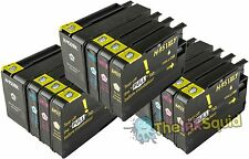 3 Sets of HP 950/951 XL Chipped Compatible Ink Cartridges Photosmart Printers