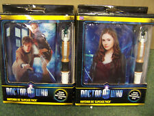 doctor who,amy pond sonic screwdriver + Nintendo DS, DS lite , DSI slipcase pack