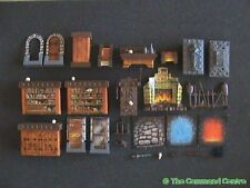 HeroQuest CardStock Furniture For Sale Including Expansions Hero Quest Warhammer