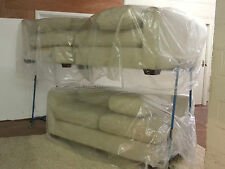 Furniture Sofa Settee Chair Dust Storage & Moving Removal Cover Bag MULTI PACKS