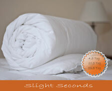 Premium Duvet Quilt Available in 4.5, 10.5, 13.5 Tog - Made in the UK
