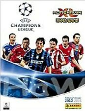 Panin Champions League Cards 2010/2011 10 11 - ARSENAL FC - top - mint
