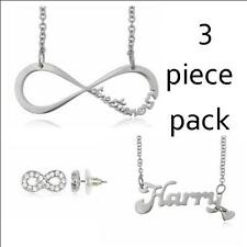 One Direction Directioner Necklace Bracelet Harry Liam Louis Zayn Niall