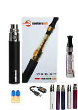 E Shisha Pen Visio Kit Rechargeable battery with 2 free flavor-NICOTINE FREE