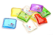 50 X Heat In A Click Reusable Small Instant Heat Pads Pocket Size Hand Warmers