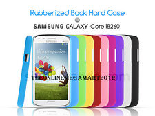 Matte Hard Hybrid Pc Case Cover Pouch for Samsung Galaxy Core / Duos i8260 8262