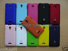 Premium Hard Back Shell Cover Case Guard For Micromax Canvas Fun A74
