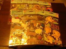 Jolees Boutique  Large size pack animal  themed  stickers