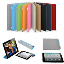 HOUSSE ETUI SMART COVER POUR IPAD 2/3/4/5 AIR MINI + COQUE ARRIERE & STYLET