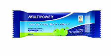 Multipower Multicarbo Bar and Fruit 24 x 50g Riegel