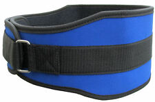 "6"" Nylon Weight Lifting Belt for Excercise & Fitness Gym *Fitness Gym Belt*"