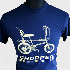 Chopper Bike  New T Shirt Raleigh Grifter Cool Retro 70's 80's Vintage Cycle Y