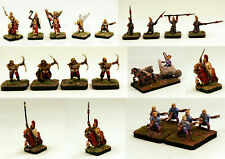 15mm Fantasy Elf Miniatures-Unpainted Elves-15mm 'Hordes of Things'-Multi List-1