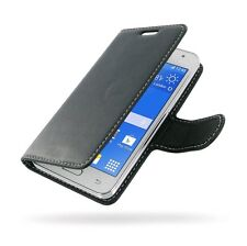 Leather Book / Wallet Case Cover for HTC One (M7), One 2 (M8), One Mini (M4)