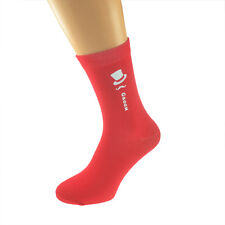 Bright Red Red Wedding Socks,Top Hat and Moustache Design Ref Col Top Hat