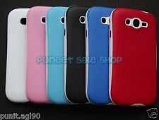 Hybrid Dual Platina Soft Back Cover Case For Samsung Galaxy Grand Duos i9082