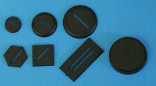 Warhammer,40K,Wargamers,Collectors & Gamers-20mm,25mm,30mm,40mm Bases-Multi List