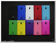 Premium Matte Hard Back Shell Cover Case Guard For Nokia XL Android - C&M