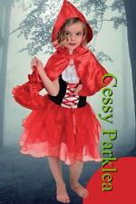 Little Red Riding Hood Deluxe Girls Costume Size Toddler Fancy Dress S M L AU