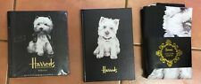 Harrods Westie umbrella-tote bags-westie's-jotters-mug - ideal for Westie Fans