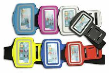 King of Flash New iPod Nano 7th Generation Premium Water Resistant Armband Case