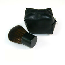 Mineral Makeup Pro Kabuki Brush in Pouch for NCInc. Minerals Foundation