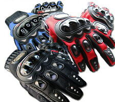 PRO BIKER GLOVES ENDURO MTB DOWNHILL GUANTI MOTO CROSS MOTARD QUAD PROTEZIONI