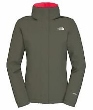 The North Face Jacke Women Resolve Insulated Jacket, New Taupe Green