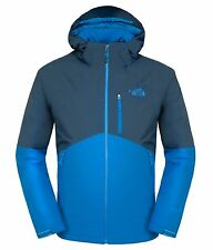 The North Face Winterjacke Men Salire Insulated Jacket, Cosmic Blue/Snorkel Blue