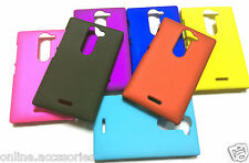 PREMIUM HARD BACK SHELL CASE COVER FOR NOKIA ASHA N502
