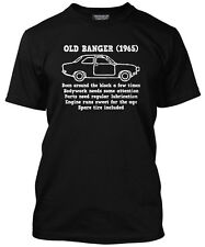 Old Banger Funny 50th 1965 Birthday Present Gift Party Mens T-Shirt All Colours