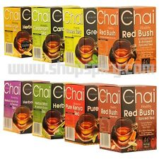 Chai Xpress Instant Spiced Tea, Cardamom/Ginger/Masala/Green Tea etc, 40 bags