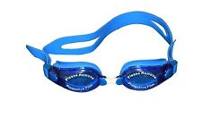 Seals Designer Adjustable Sports Swimming Adult Goggles Anti Fog UV Lens