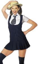 Ladies Sexy St Trinians Naughty School Girl Fancy Dress Costume Hen Party