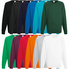 Fruit of the Loom Sweatshirt Pullover Herren Shirt Pulli Jacke S M L XL XXL Neu