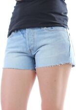 Levis Shorts Women - 501 SHORT SLASH - 32317-0004